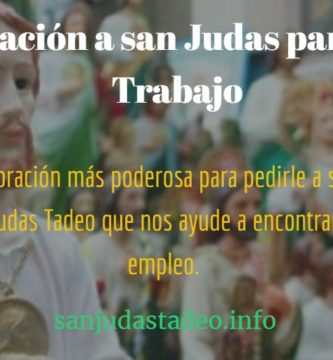 san judas tadeo empelo